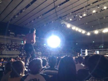 Match review on Feb.6.2020 in Korakuen Hall(Night3)